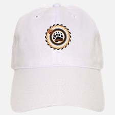 BEAR PRIDE COLORS-SPIRAL Baseball Baseball Cap
