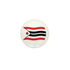 Arapaho Tribe Flag 2 Mini Button (100 pack)