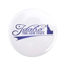"Idaho State of Mine 3.5"" Button"