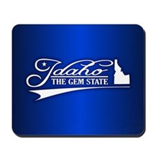 Idaho State of Mine Mousepad