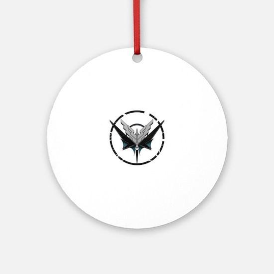 Unique Corporation Round Ornament