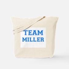 TEAM MILLER Tote Bag