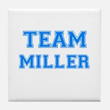 TEAM MILLER Tile Coaster