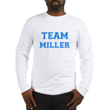 TEAM MILLER Long Sleeve T-Shirt
