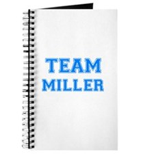 TEAM MILLER Journal