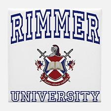 RIMMER University Tile Coaster