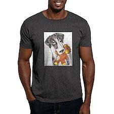 N MtlMrl Love My Teddy T-Shirt