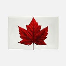 Canada Maple Leaf Souvenir Magnets