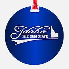 Idaho State of Mine Ornament