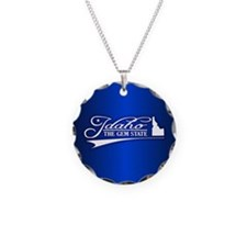Idaho State of Mine Necklace