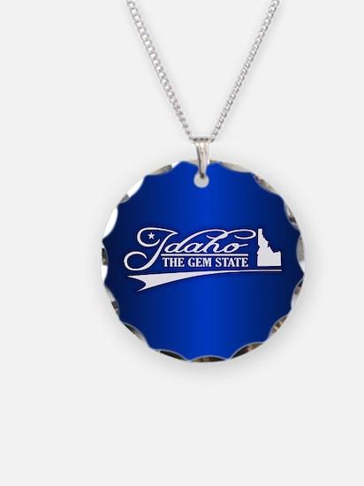 Idaho State of Mine Necklace