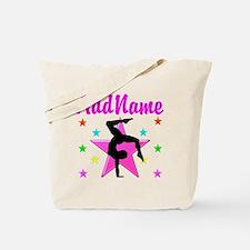 GYMNAST GIRL Tote Bag