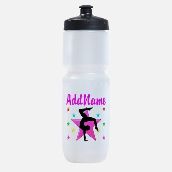GYMNAST GIRL Sports Bottle