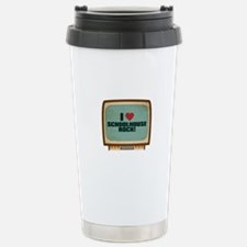 Retro I Heart Schoolhouse Rock! Travel Mug