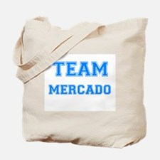 TEAM MERCADO Tote Bag