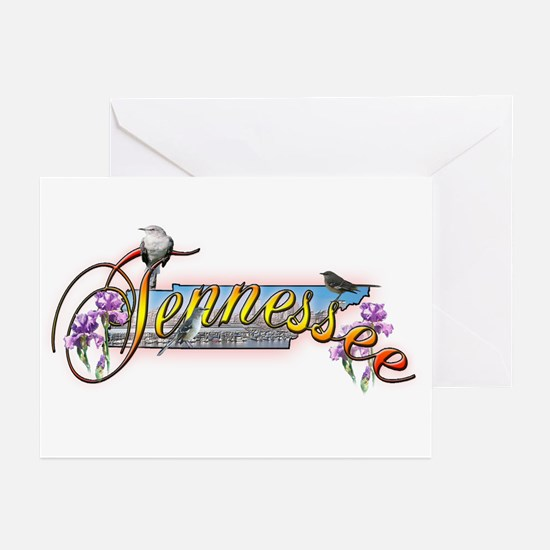 Tennessee Greeting Cards (Pk of 10)