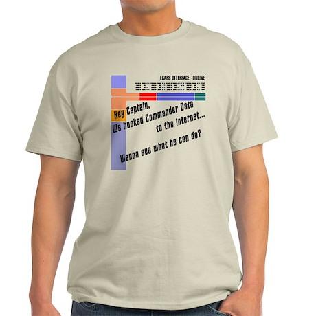 Star Trek Humor Light T-Shirt