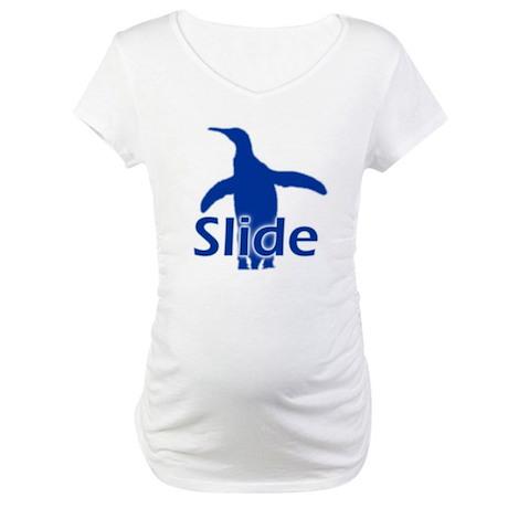 Slide Maternity T-Shirt