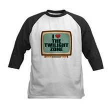Retro I Heart The Twilight Zone Tee