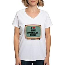 Retro I Heart The Twilight Zone Shirt