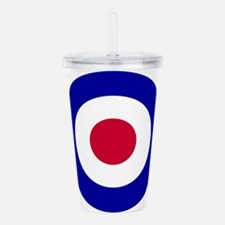 uk_air_force.png Acrylic Double-wall Tumbler