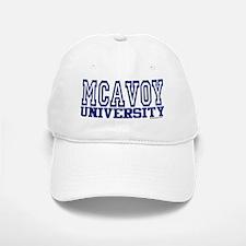MCAVOY University Baseball Baseball Cap