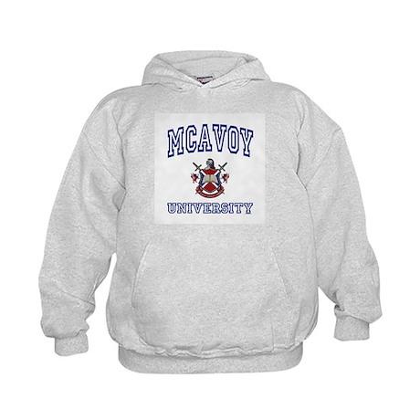 MCAVOY University Kids Hoodie