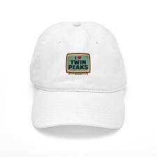 Retro I Heart Twin Peaks Baseball Cap