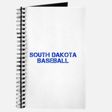 SOUTH DAKOTA baseball-cap blue Journal