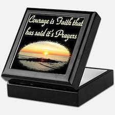 POWER OF PRAYER Keepsake Box