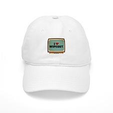 Retro I Heart Wipeout Baseball Cap