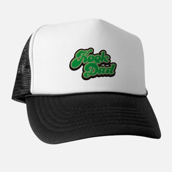 Kook Dad - Clean - Trucker Hat