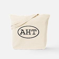 AHT Oval Tote Bag