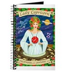 Lady Capricorn Journal