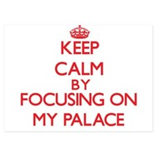 Keep Calm by focusing on My Palace Invitations