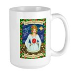 Lady Capricorn Large Mug