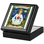 Lady Capricorn Keepsake Box