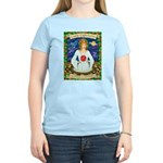 Lady Capricorn Women's Light T-Shirt