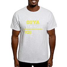 Unique Goya T-Shirt