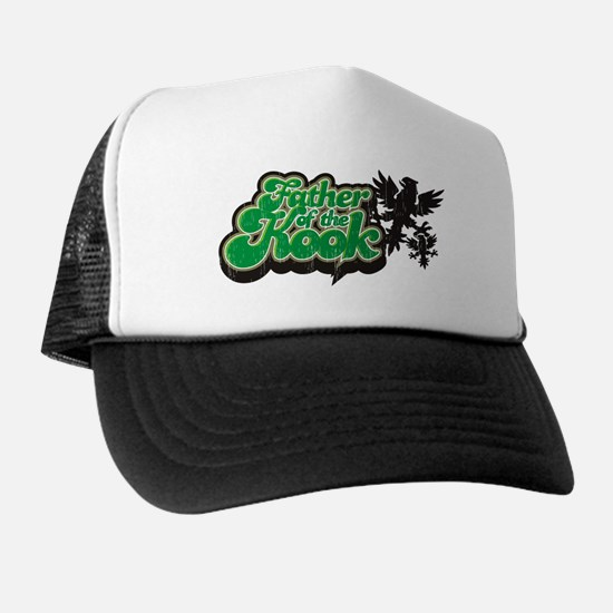 Father of the Kook - Distress Trucker Hat