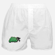 Father of the Kook - Distress Boxer Shorts