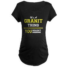 Funny Granite T-Shirt