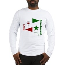 Pass the Port with this Long Sleeve T-Shirt