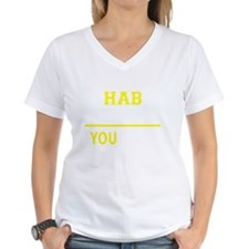 Funny No habs no Shirt