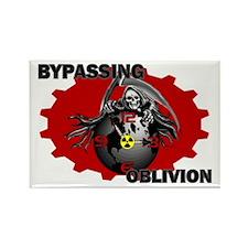 Bypassing Oblivion Rectangle Magnet