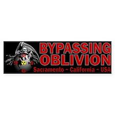 Bypassing Oblivion Bumper Bumper Sticker