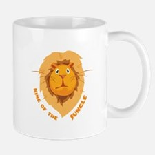King Of Jungle Mugs