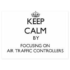 Keep Calm by focusing on Air Traffic C Invitations