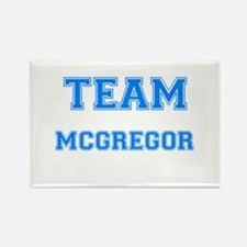 TEAM MCGREGOR Rectangle Magnet