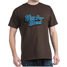 Surfer Dad - Distressed T-Shirt